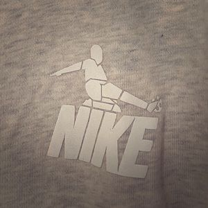 RARE Nike soccer sweater